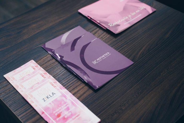 aesthetica - brožúra